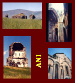 Sarikamis Kars Bagratid Armenian King Castle Ani Geese Church of the Apostles Church of St Gregory