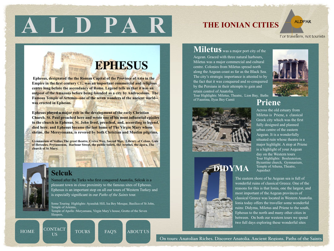 The Ionian Cities